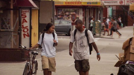 Gimme the loot, film, review, greg wetherall, toomuchnoiseblog, adam leon, independent, tashiana washington, ty hickson, movie, new york
