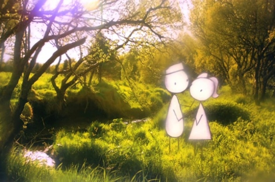 it's such a beautiful day, don hertzfeldt, animation, film, review, release, 2013, 2012, movie, greg wetherall, toomuchnoiseblog