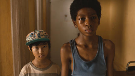 the inevitable defeat of mister and pete, george tillman jr, greg wetherall, drama, poverty, project, new york, film, reveiw, release, sundance, festival, 2013