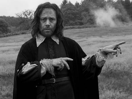 film, a field in england, ben wheatley, drama, movie, release, review, civil war, david lynch, greg wetherall, reece shearsmith, julian barratt, michael smiley