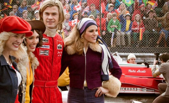 Rush, James Hunt, Niki Lauda, Ron Howard, Anthony Dod Mantel, Peter Morgan, Film, Movie, Review, Greg Wetherall, formula 1, drama, history