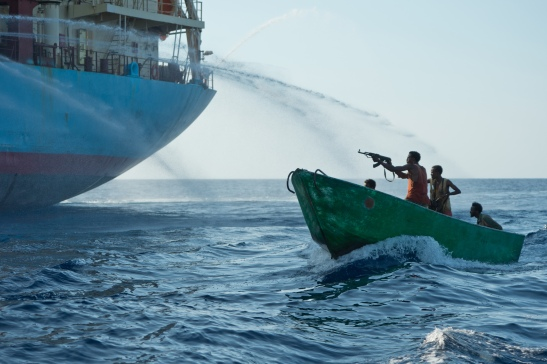 Captain Phillips, Tom Hanks, Paul Greengrass, Sony, Film, Review, Grge Wetherall, Cinema, Hijacking