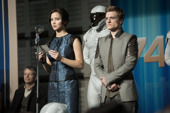 The Hunger Games Catching Fire, Film Review